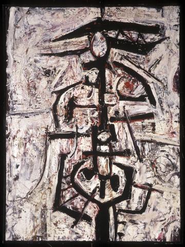 Warrior, 1961