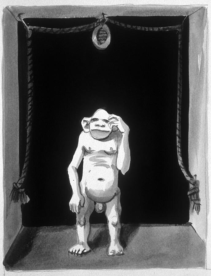 L'énigmatique Monsieur Crottel