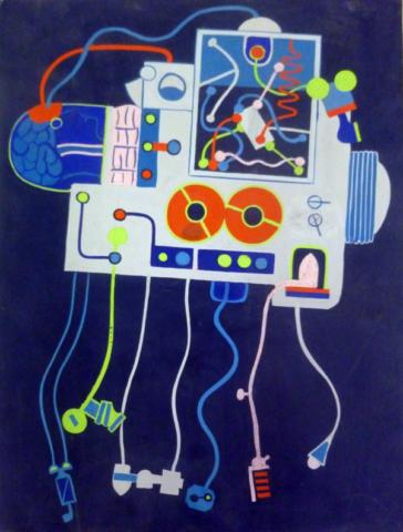 Le Rodeur, 1966