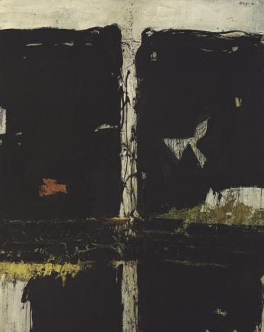 La crevasse, 1960