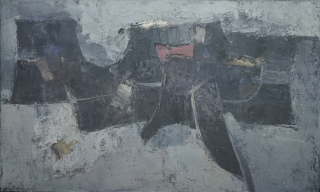 Marée basse, 1958